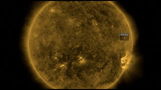 Possible Earth-Directed CME, Top Science Articles | S0 News Jan.3.2021 SUSPICIOUS0BSERVERS 3JAN21