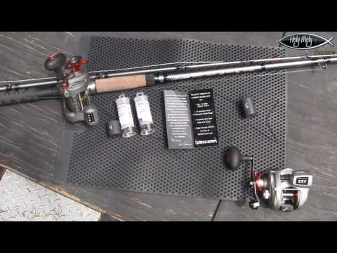 New Velocity Sturgeon Rod