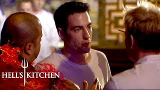 Every Series 6 Elimination On Hell's Kitchen