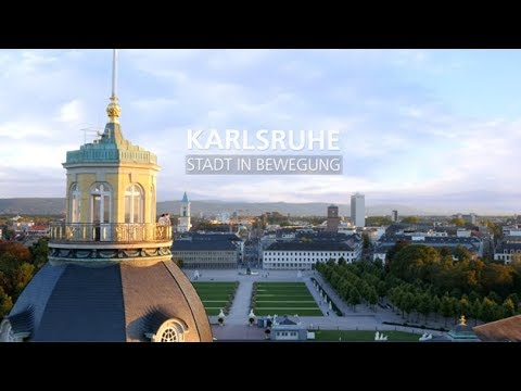 Der Imagefilm der Stadt Karlsruhe