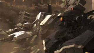 PS2 Armored Core 3 - Menu Music