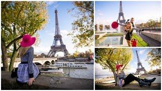 Torre Eiffel -  Surtados em Paris