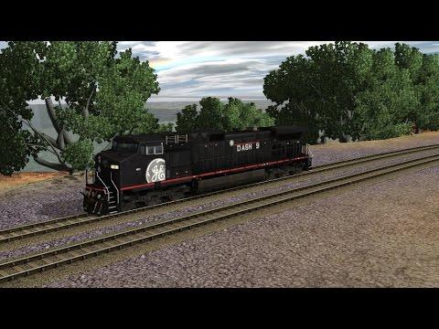 Trainz 12 [ Jointed Rail Add-On ] - GE CW44-9 - Demo Unit (FreeWare) |