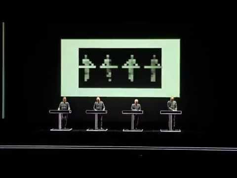 Kraftwerk. 11 - Electric Cafe (Live in Saint Petersburg 11.02.2018)