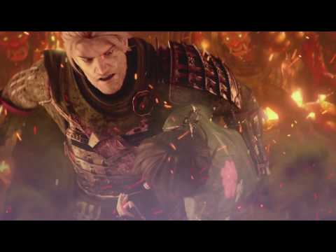NIOH Intro Cinematic (PS4 Pro) 1080p 60fps