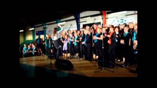 Shackles med Linda Andrews og 4 gospel kor