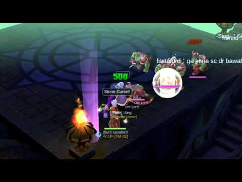 Endless tower floor 90 stalker gameplay - Ragnarok Online Mobile