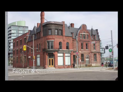 Historic Toronto Then and Now. Part 1