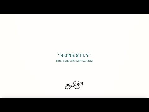 Eric Nam - Honestly - Album Spoiler