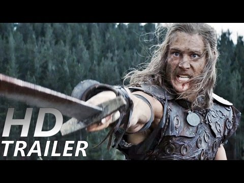NORTHMEN - A VIKING SAGA   Trailer #2 german deutsch [HD]