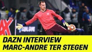 Marc-André ter Stegen zu Marco Reus und Mario Götze und was ist eigentlich mit Köln? | DAZN
