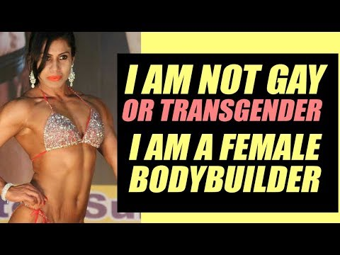 Mai gay ya transgender nahi hu, m a normal woman | female bodybuilder reveals on Tarun Gill Talks