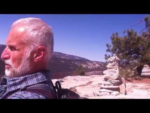 Yosemite North Point, Best Hike Ever! Oct 2016