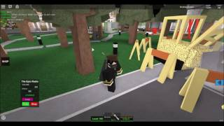 ROBLOX | The Mad Murderer | Sheriff Montage