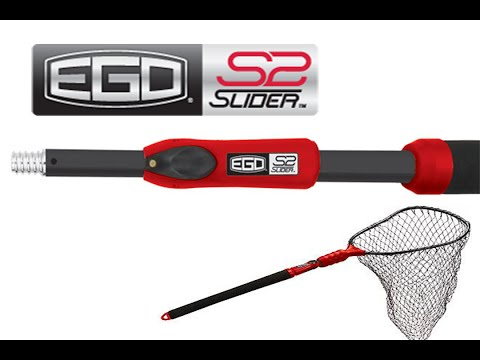 Inventive Fishing Gear Review: EGO's S2 Slider Landing Nets