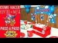 Download CENTRO DE MESA  DECORAR CUMPLEAÑOS SUPER WINGS - SUPER WINGS BIRTHDAY PARTY IDEAS