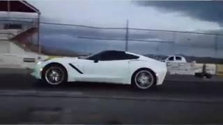 el inmigrante regresa¡¡  NISSAN maxima turbo vs corvette