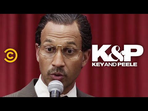 The Worlds Worst High School Assembly Speaker - Key & Peele