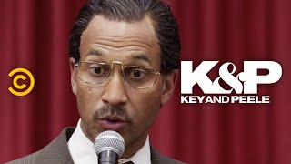 The World's Worst High School Assembly Speaker - Key & Peele