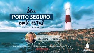 Reunião Mensal ECCC | Igreja Presbiteriana do Rio | 22.06.2021