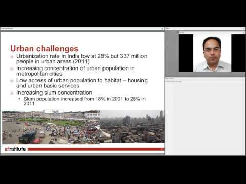 India's National Policies to Scale up Slum Upgrading