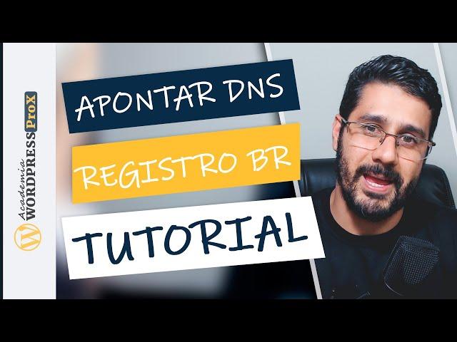 Como Apontar DNS do Registro BR Para Hostgator | Tutorial Passo a Passo