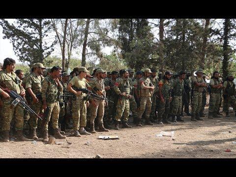 أخبار عربية | دخول أول دفعة من درع الفرات إلى #إدلب لاجتثاث الإرهاب  - نشر قبل 1 ساعة