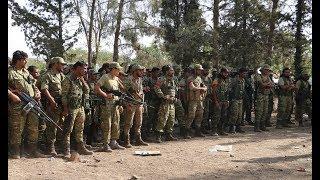 أخبار عربية | دخول أول دفعة من درع الفرات إلى #إدلب لاجتثاث الإرهاب
