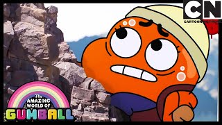 Very Unusual Chores | Gumball | Cartoon Network