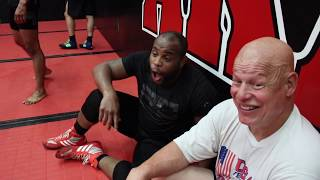 Daniel Cormier Road To UFC 226 p.6 feat. some of GHS wrestling kids.