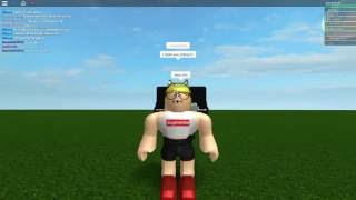 Playing Waltz in a Minor on a ROBLOX piano. (Part 1)