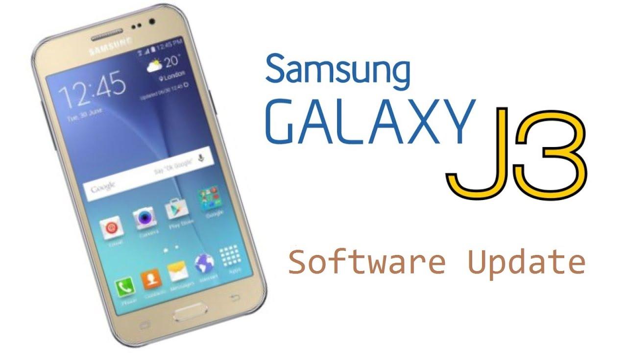 Samsung Galaxy J3 Pro Software Update Videos - Waoweo