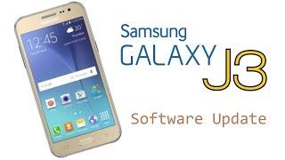 Samsung Galaxy J3 (2016) - Software Update