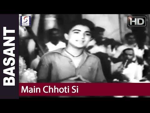 Main Chhoti Si - Asha Bhosle - Basant - Mumtaz Shanti, Ulhas