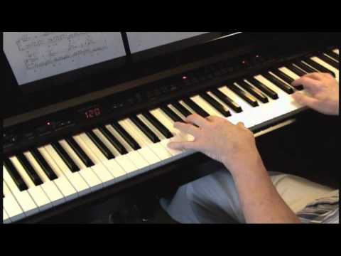 Beautiful Dreamer - Stephen Foster - Piano