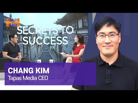 [Heart To Heart 2019] Ep.174 - Tapas Media CEO Chang Kim _ Full Episode