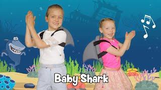 BABY SHARK [lied en dansje] ♥DeZoeteZusjes♥
