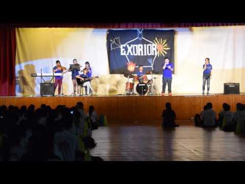 AJC Orientation 2016  Music Club Performance Part 1