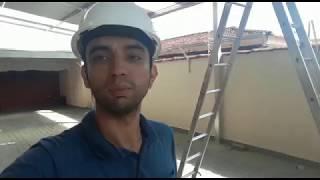 Sistema Solar fotovoltaico Jaguariúna parte 1