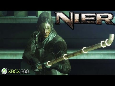 Nier - Xbox 360 / Ps3 Gameplay (2010)