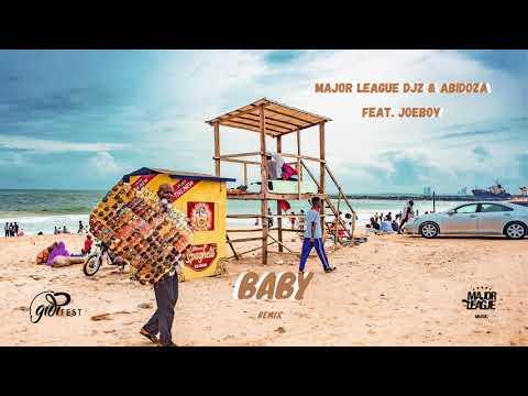 Major League Djz & Abidoza Feat Joeboy (Amapiano Remix)