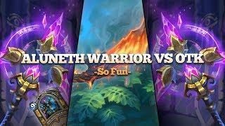 Aluneth Warrior vs OTK Death For Sure