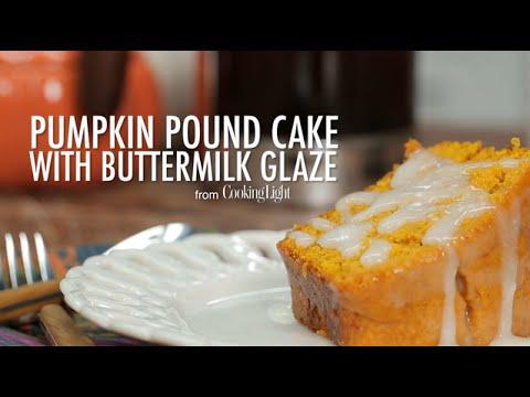how to make pumpkin cake youtube