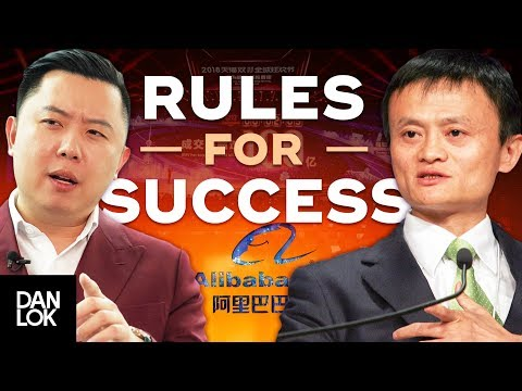 Jack Ma's Top 9 Rules For Success