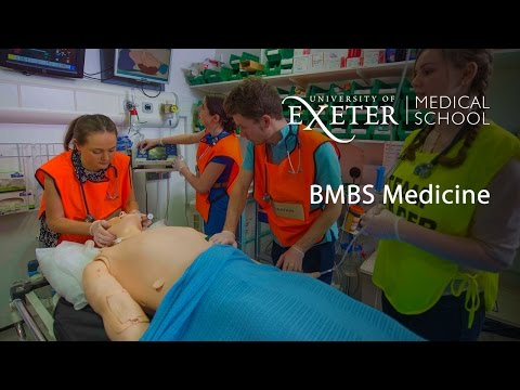 Study Medicine At The University Of Exeter Medical School
