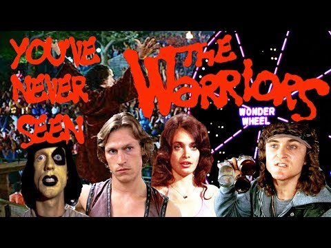 You've Never Seen  THE WARRIORS