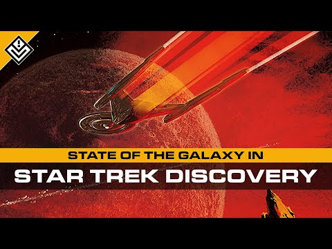 Thumbnail: The State of the Galaxy in Star Trek Discovery | Incoming