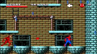 [SNES] Spider-Man and the X-Men: Arcade