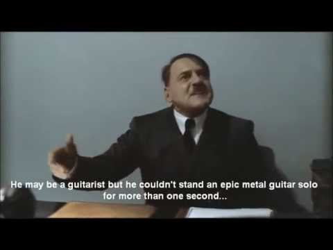 Hitler is Informed Keith Richards Dissed Heavy Metal and Rap in an Interview