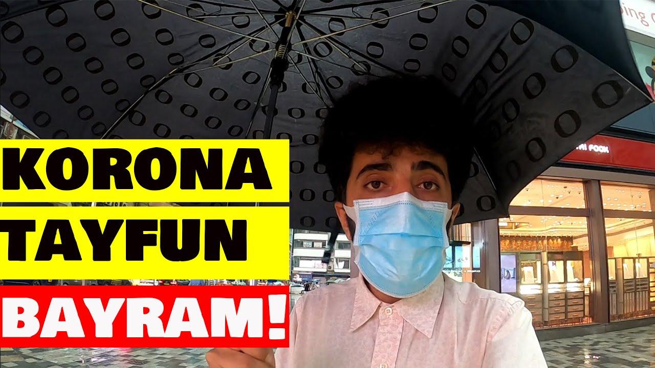 Hayatımın EN KÖTÜ BAYRAMI/ Corona Virüsünde Yurt Dışında Bayram